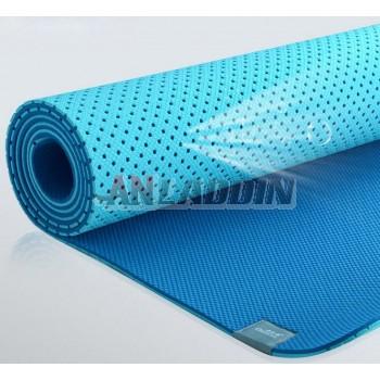 6mm breathable antiskid TPE yoga mat