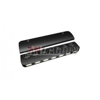 7 port USB HUB / USB splitter with power supply