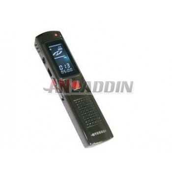 8GB Professional Digital Voice Recorder / Built-in lithium battery