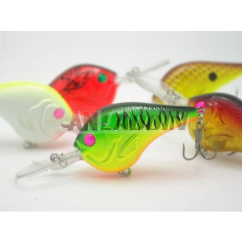 9.5cm 10.5g ABS sound trap fishing lure