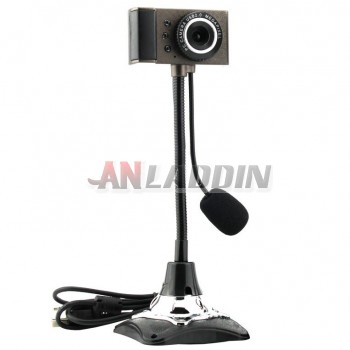 A50 Usb 8.1MP HD Webcam PC Camera with Microphone