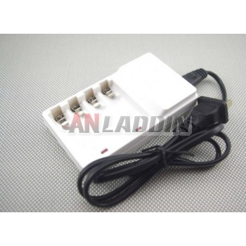 AA / AAA battery charger / 4 slot battery charger