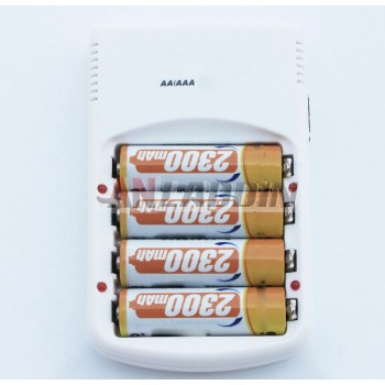AA Ni-MH Rechargeable battery kits