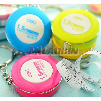 1.5M ABS mini soft tape measure