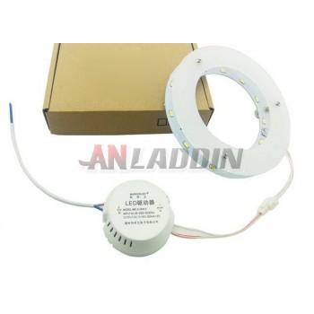 Acrylic 5-21W SMD led lights panel