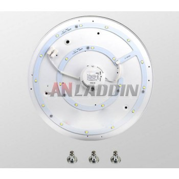 Annular 10W-20W 4040 SMD LED lights panel