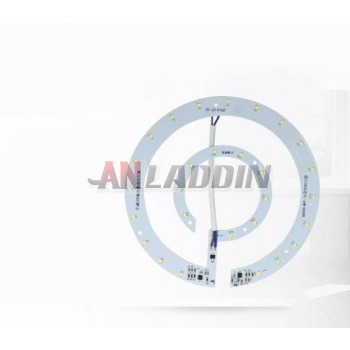 Annular 8-24W 2835 SMD LED light panel