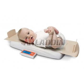 Baby height and weight scale / electronic scale