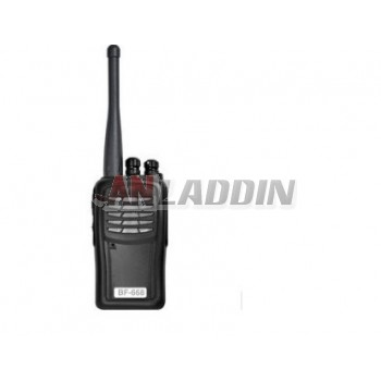 BF-668 3W two way radio walkie talkie