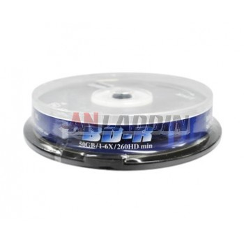 Blu-ray Disc 50G 6X BD-R blank recordable disk