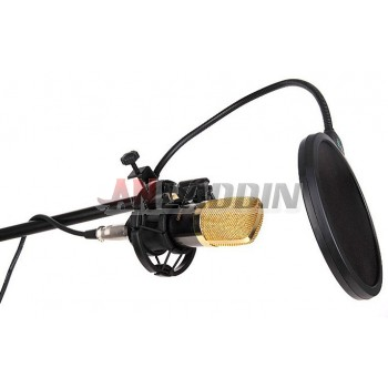 BM-800 condenser microphone / computer singing recording equipment
