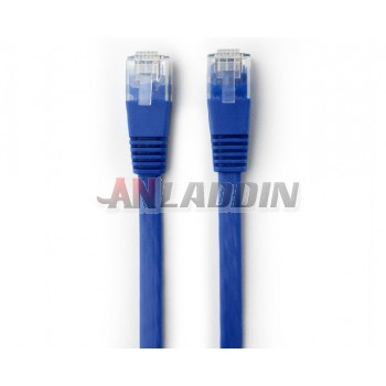 CAT6 UTP unshielded flat gigabit network cable