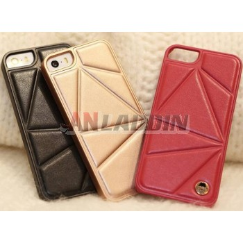 Cell phone back cover case for iphone 5 / 5s