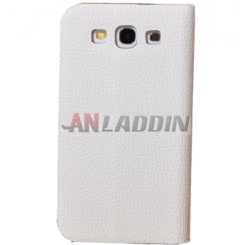 Cell phone leather for Samsung GALAXY S3