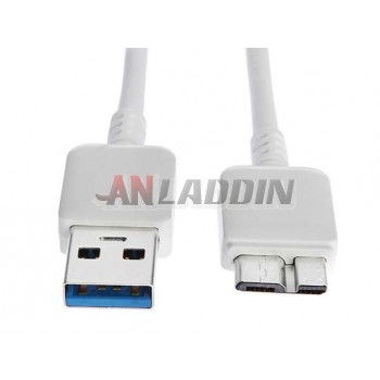 Charging cable / usb3.0 data cable for Samsung note3