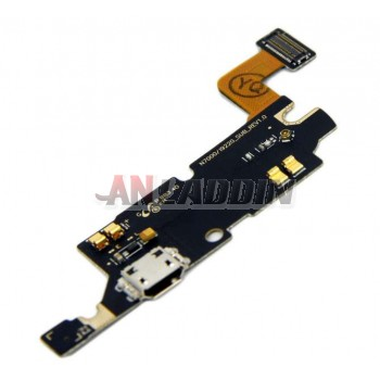 Charging interface ribbon cable with microphone for Samsung Galaxy Note