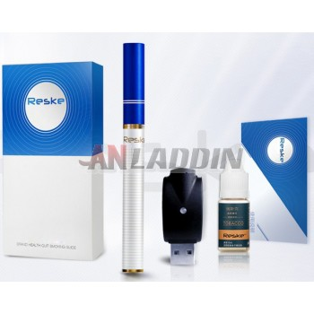 Classic shape emulation e-cigarette set