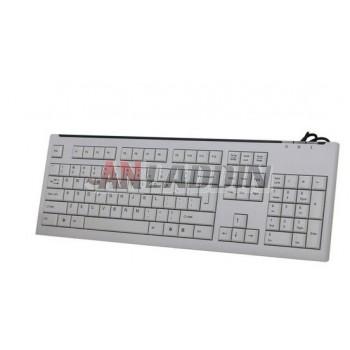 Classic ultrathin Wired Keyboard