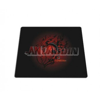Cloth gaming mouse pad