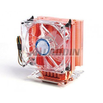 Copper CPU Cooler for AMD and Intel