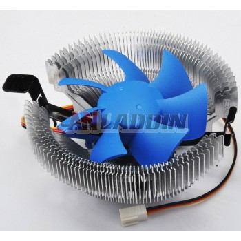 Cpu cooler for intel 478 775 1155 and AMD FMI AM3 AM2