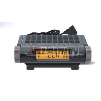 CR-200 digital tuning FM stereo / AM / TV sound radio