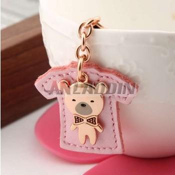 Cute bear Mobile phone Straps
