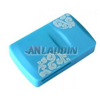 Cute Mini Multi Card Reader TF SD MS M2