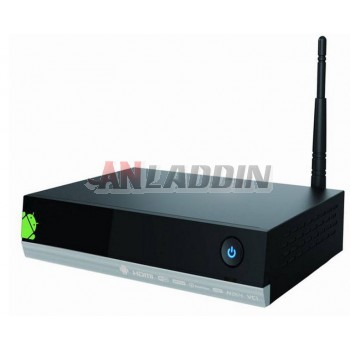 D6 dual-core Android HD network HDD player / WIFI wireless Internet TV set-top box