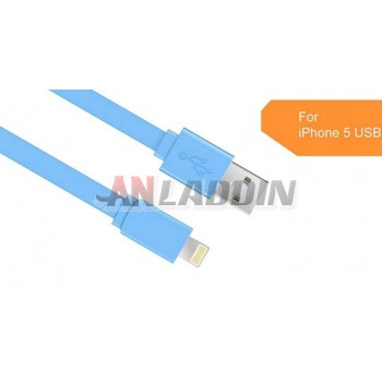 Data Charging Cable for iphone 5 ipad4 mini