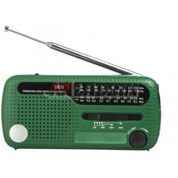 DE13 dynamo radio