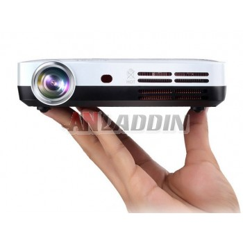 Definition home projector / 1080p/3D projector / led mini projector