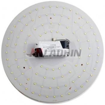 Disc-shaped 3-48W 2835 SMD LED light panel