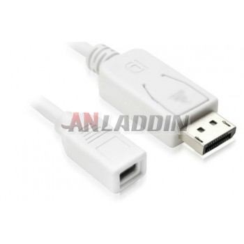 displayport to mini DP Male to Female