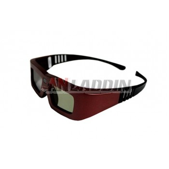 DLP 3D projection equipment universal active shutter 3D glasses