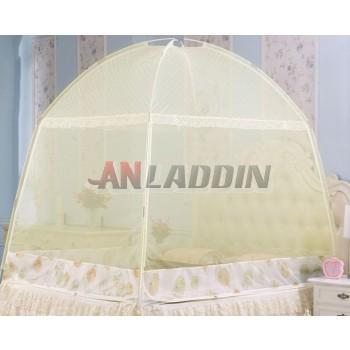 Dome Three-doors mosquito net
