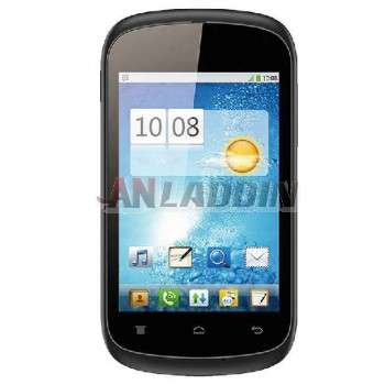 Dual SIM 3.5 inches Android smartphone