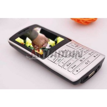 Dual SIM Card mobile phone for elderly