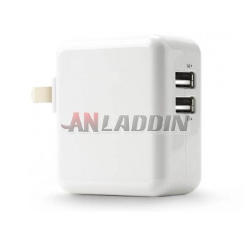 Dual USB Power Adapter for Tablet PC