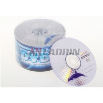 DVD + R 50 pack 16X blank recordable disc