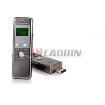 DVR-166 4GB USB digital voice recorder