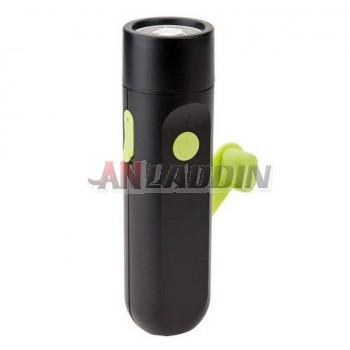 Dynamo water proof LED Flashlight
