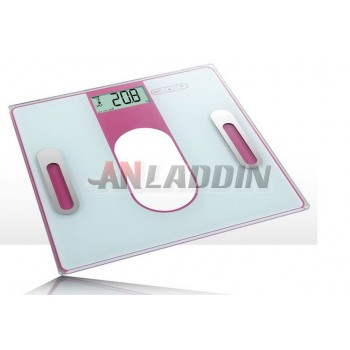 Electronic body fat scale / Health Scale