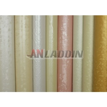 Embossed PVC waterproof wall stickers
