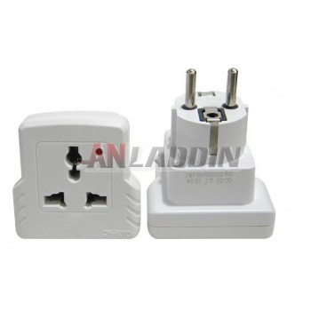 European standard adapter plug