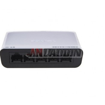 5 port switch / 5 port splitter / Fast switch network switch