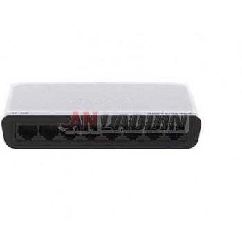 8-port switch / 8 port splitter / Fast switch network switch