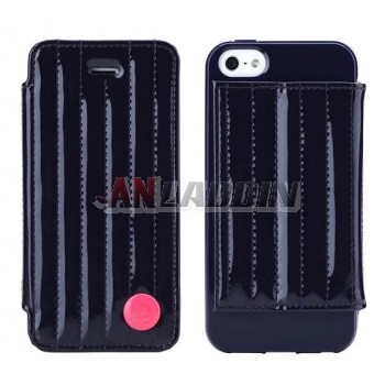 Flip phone case for iphone 5 / 5s