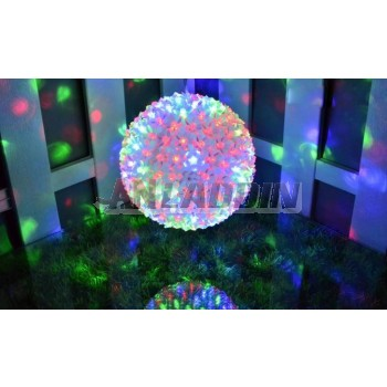 Flower Ball LED holiday lights