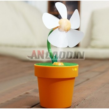 Flowerpot fan humidifier / USB Fan Humidifier